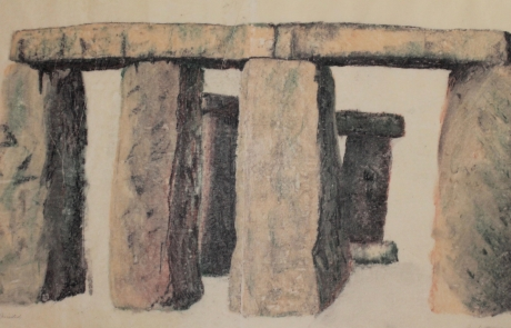 """Ruins Revisited 21 x 32"""""""